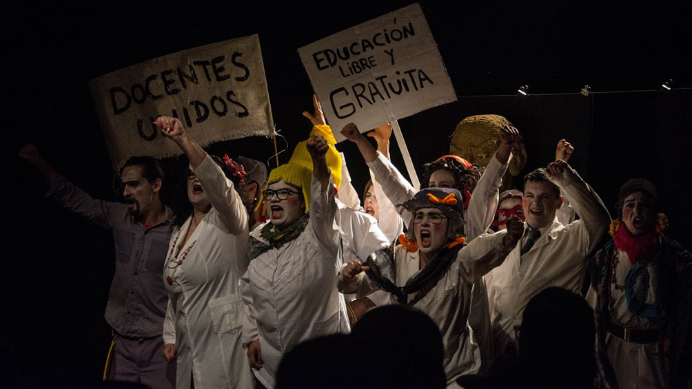 El Teatro Comunitario argentino sigue su fiesta por buena parte del país