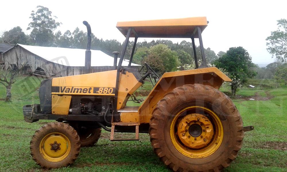 El Soberbio inició un registro de maquinarias agrícolas