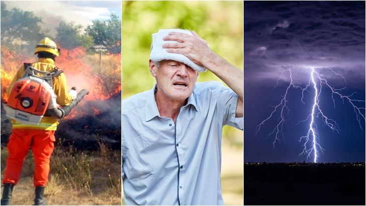 El calor extremo que llega a Misiones trae consigo algunos riesgos ante los cuales hay que estar alerta