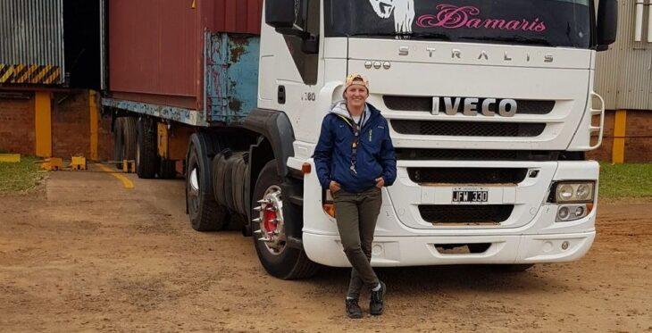 La conductora de camiones, afectada con Covid-19, está aislada en Posadas, en buen estado y se retractó de sus dichos que minimizaban la enfermedad