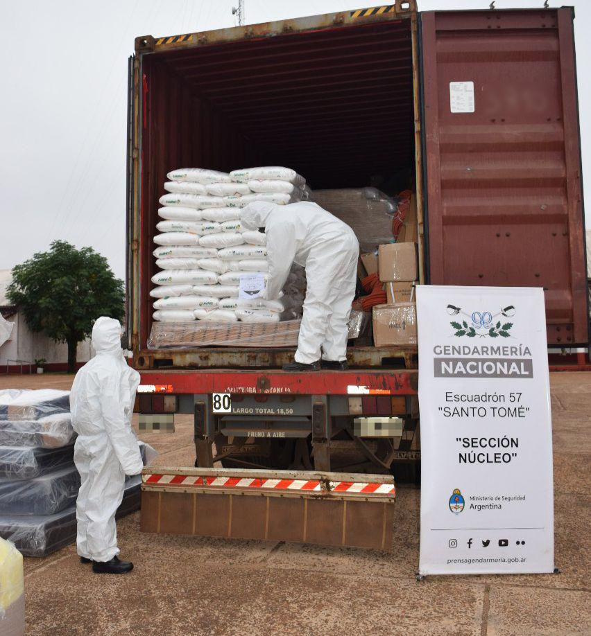 santo-tome:-decomisan-1.500-kilos-de-hidroxido-de-sodio