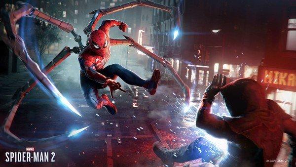 god-of-war:-ragnarok,-spider-man-2-y-gran-turismo-7:-todos-los-juegos-que-presentaron-en-playstation-showcase
