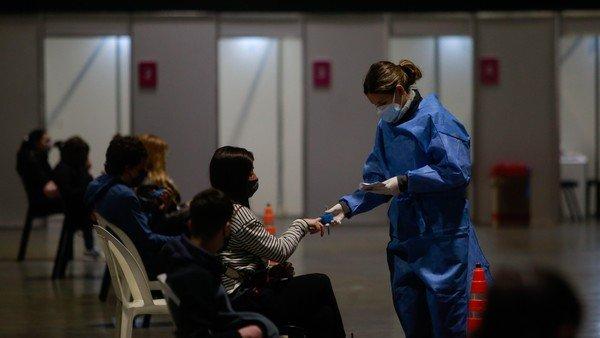 despues-de-461-dias,-se-reportaron-menos-de-mil-casos-diarios-de-coronavirus-en-argentina