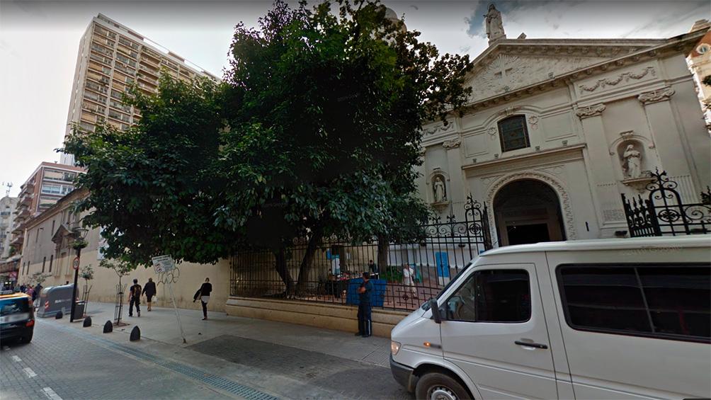 el-gcba-refloto-un-proyecto-para-levantar-una-torre-al-lado-de-una-iglesia-colonial-del-microcentro