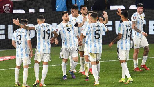 argentina-vs-peru:-cuando-y-a-que-hora-vuelve-a-jugar-la-scaloneta